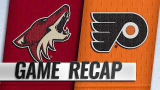 Gostisbehere's OT winner extends Flyers' point streak