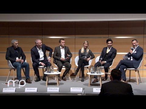 Diskussion: TV meets Apps - Neue smarte Geschäftsmodelle
