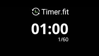 1 Minute Interval Timer