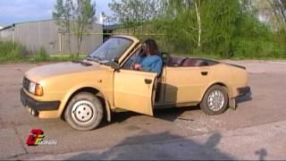 Jak vyrobit cabrioleta ze ŠKODY 120