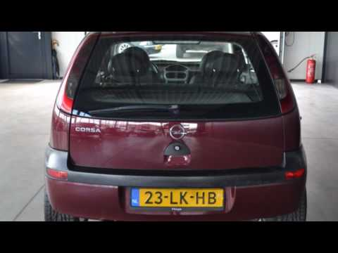 Opel Corsa 1.4-16V NJOY 130dkm Licht metaal Led koplampen Inr