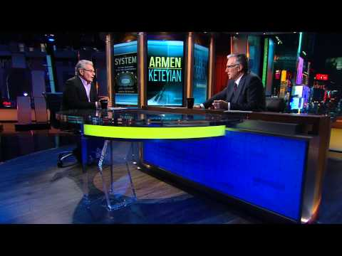 Armen Keteyian Joins Olbermann - YouTube