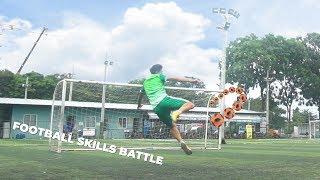 Football Skills Battle: Team Sanatech Khánh Hoà vs Team Football Freestylers