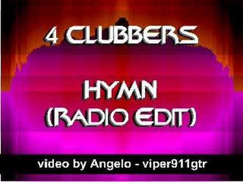 4 CLUBBERS - HYMN (Radio Edit)