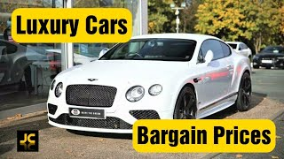 5 bargain used Luxury cars that look expensive make you look rich