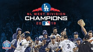"""Los Angeles Dodgers 2018 Playoff Hype    """"First Day Out""""   """