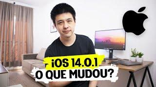 iOS 14.0.1 : O QUE MUDOU?
