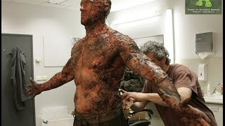 THE WOLVERINE SFX Makeup Transformations Hugh Jackman & Bear