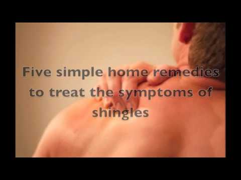 Treat your shingles pain from home with these five proven homeopathic treatments