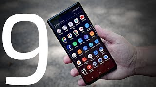 Samsung Galaxy Note 9 Review - The New BEST Smartphone of 2018!