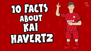 10 facts about Kai Havertz you NEED to know! ► OneFootball x 442oons