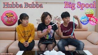 Mẹ Ghẻ Xấu Tính - Mày Đừng Hòng Ăn KẸO BIG SPOOL vs KẸO HUBBA BUBBA Của Mẹ ! MN Toys Family Vlogs