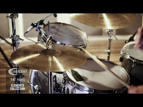 "14"" Crescent Element Hats by SABIAN"