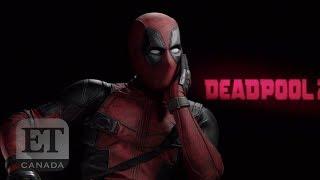 Forget Ryan Reynolds, Deadpool Talks 'Deadpool 2'