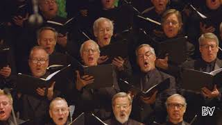 New York Philharmonic Performs Chichester Psalms