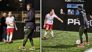 PLAYING 5-A-SIDE AGAINST MICHY BATSHUAYI! | Sunday League Messi Extra Time