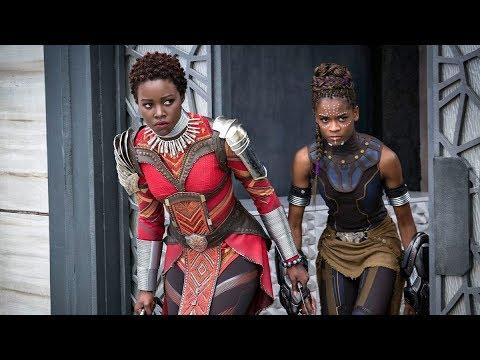 'Black Panther' - The Women of Wakanda