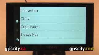 Trip Planner/Creating a Route: Garmin nuvi 2689/2789LMT & 2014 Advanced