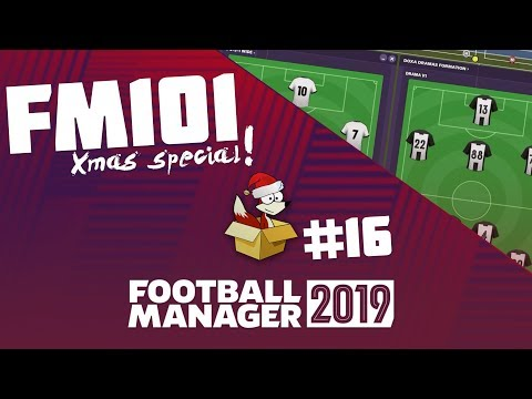 Football Manager 2019 - FM101, opposition formation tab / Tips, tricks & guides!