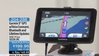 "Garmin nuvi 2595-LMT 5"" Voice-Activated GPS with Bluetooth"