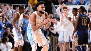 UNC Men's Basketball: Tar Heels Down Notre Dame, 83-66