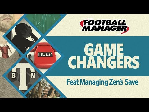 Gamechanger What if i managed Zen's Save on Football Manager 2020