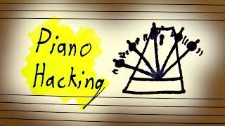 Conlon Nancarrow's Impossible Piano