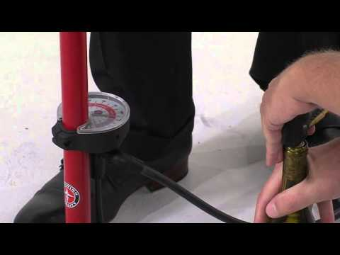 How To Open Wine With A Bike Pump