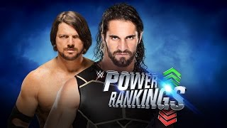 Seth Rollins storms back onto WWE's Power Rankings: May 28, 2016