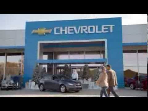 LOVE YOUR CHEVY CRUZE! ___ Enjoy the latest promotional commercials from Chevrolet!