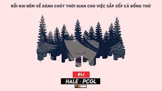 #M - PCGL ft. Hale「Lyrics」