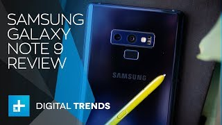 Samsung Galaxy Note 9 - Hands On Review