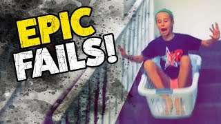 EPIC FAILS #1 | The Best Fails Funny Compilation | December 2018