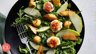 """Vegan """"Goat Cheese"""" Salad 