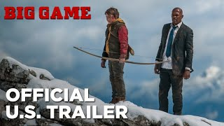Big Game – Official U.S. Trailer HD