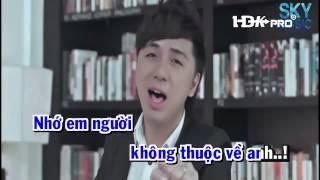 [Karaoke] Anh Nhớ Em Người Yêu Cũ - Minh Vương M4U