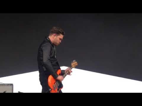 Royal Blood - Where Are You Now ? live @ Outside Lands, SF - August - 12, 2017