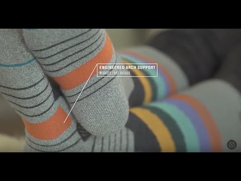 Stance Snowboard Socks - Space Out