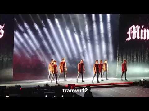 [FAN CAM] Full EXO Concert EXO'rDIUM in Newark, NJ 170425 EXO Planet #3