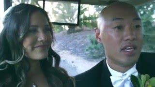 Not your typical Wedding Video -  WEDDING MUSIC VIDEO-- Maroon 5 'Sugar' stars:  Vince & Tara