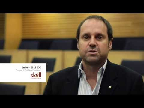 Jeff Skoll - Social Entrepreneurship - YouTube