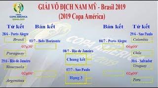 Argentina cuối cùng cũng tìm thấy ánh sáng ở Copa America 2019|Tổng hợp lượt 3| [Soccer đam mê]