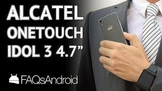 Video Alcatel OneTouch Idol 3 (4.7) -3QB52wSqxs