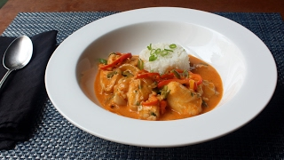 Brazilian Fish Stew - How to Make a Moqueca-Style Fish Stew