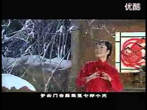 白毛女《北風吹》彭麗媛(1)--中國第一夫人