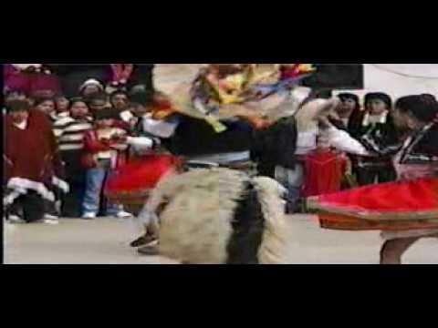 danzas tradicional del ecuador