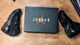 Jordan 8 Black OVO Review!!!