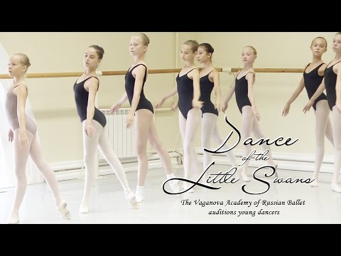 Dance of the Little Swans: Vaganova Academy auditions young dancers (RT Documentary)