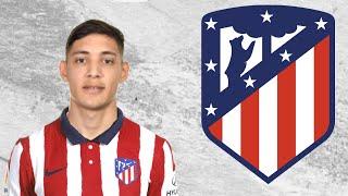 Nahuel Molina 2021 - Welcome to Atlético Madrid ? - Defensive Skills & Goals | HD