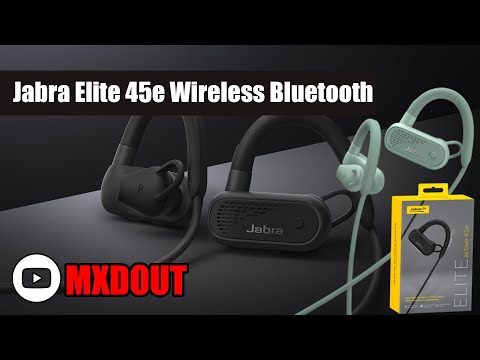 video Jabra Elite Active 45e Earbuds: A Complete Review